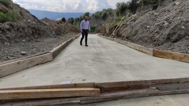 Tosya Belediyesinden Gavur Çayına Köklü Çözüm