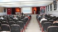 Tosya'da dernek yöneticilerine seminer