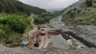 Yer altı Barajına Start Verildi