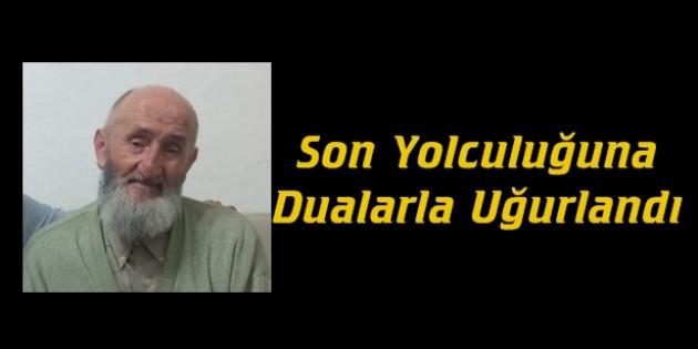 Ahmet Kıbışoğlu Son Yolculuğuna Uğurlandı