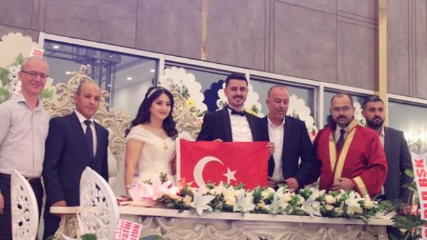 Ekşi Ailesinden Rüya Gibi Düğün