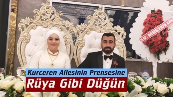 Kurceren Ailesinin Prensesine Rüya Gibi Düğün