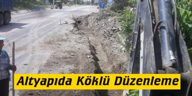 Tosya Belediyesi Altyapıda Köklü Düzenlemeye Gidiyor