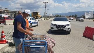 Tosya Belediyesinden Pilav İkramı