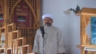 Diyanet İşleri Başkanı Erbaş, Bozkurt'ta hutbe irad etti
