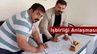 Marangozlar Odası ve İpeksoy Hotel İşbirliği Anlaşması İmzaladı