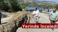 Tosya Belediyesi Altyapı Çalışmalarında Hız Kesmiyor!