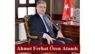 Tosya Kaymakamlığı'na Ahmet Ferhat Özen Atandı
