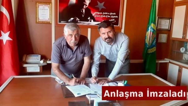 Ziraat Odası ve İpeksoy Hotel İşbirliği Anlaşması Yaptı