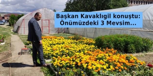Belediye Başkanı Volkan Kavaklıgil: Yeşil alanları genişleteceğiz