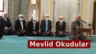 Emekli Din Görevlilerinden Mevlid Programı