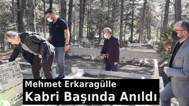 Eski Başkan Mehmet Erkaragülle Kabri Başında Anıldı