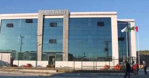 Hamdard Fabrikasının Çevre Düzenlemesi Yapıldı