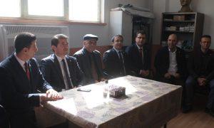CHP Milletvekillerinden Tosya'ya Ziyaret