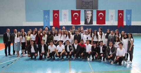 Gençlik ve Spor Bayramının 100. Yılı Coşkuyla Kutlandı