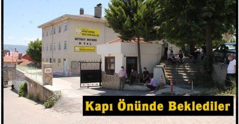 Tosya'da 959 Aday YKS'de ter döktü