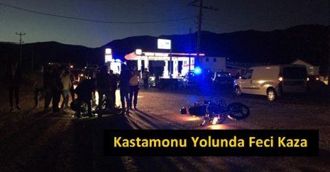 Tosya'da kaza; 3 yaralı