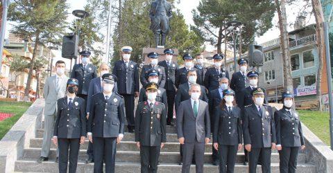 Tosya'da Polis Teşkilatının 176'ncı yılı kutlandı