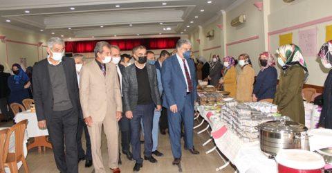Tosya Müftülüğü'nden Kur'an Kursu Yararına Kermes